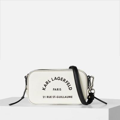 Rue St Guillaume Camera Bag - Wh...