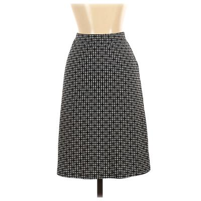 DKNY Casual Skirt: Black Bottoms - Size P