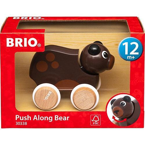 BRIO Lustiger Schiebe-Bär
