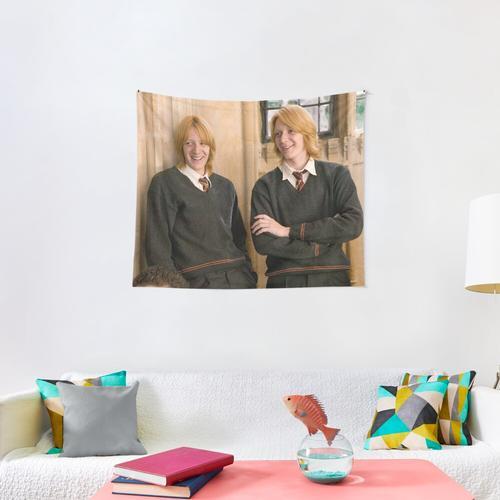 WEASLEY TWINS Wall Tapestry