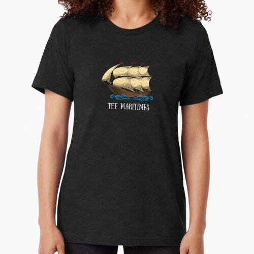 The Maritimes Tri-blend T-Shirt