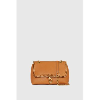 Edie Crossbody Bag With Woven Chain