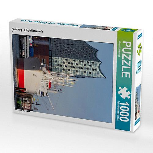 Hamburg - Elbphilharmonie Foto-Puzzle Bild von Klaus Kolfenbach Puzzle