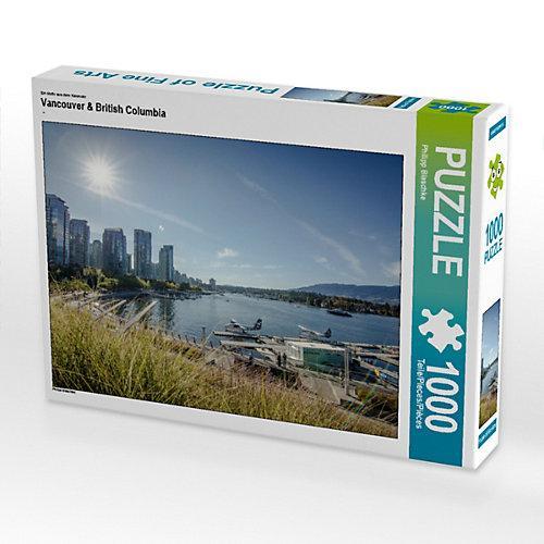 Vancouver & British Columbia Foto-Puzzle Bild von Philipp Wilde Puzzle