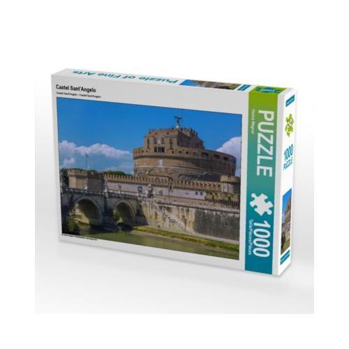 Castel Sant'Angelo Foto-Puzzle Bild von Hanna Wagner Puzzle