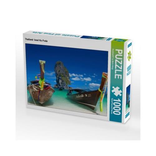 Thailand: Insel Ko Poda Foto-Puzzle Bild von BuddhaART Puzzle