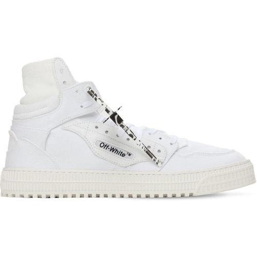 Off-White c/o Virgil Abloh Sneakers Aus Leinwand