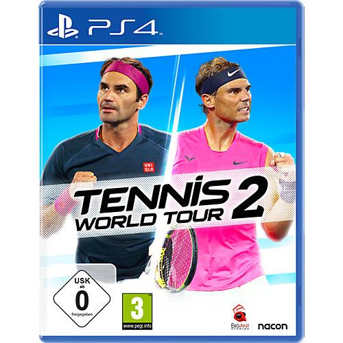 PS4 Tennis World Tour 2