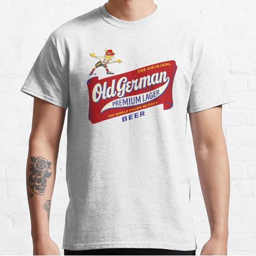 Altdeutscher Bier-Jahrgang Classic T-Shirt