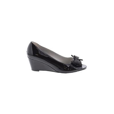 Nordstrom Dress Shoes: Black Solid Shoes - Size 3 1/2