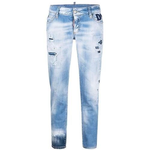 DSquared² Zerrissene Jeans