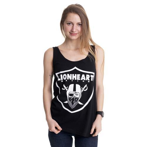 Lionheart - Bow Down - Tanks