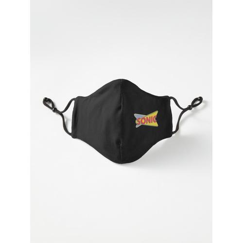 BEST SELLER - Sonic Drive In Merchandise Maske