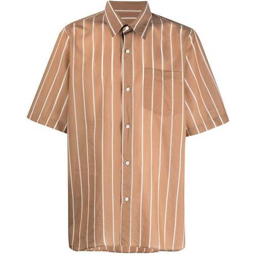 AMI Gestreiftes Hemd