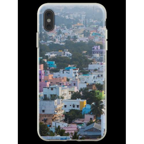 Madurai, Indien Flexible Hülle für iPhone XS Max