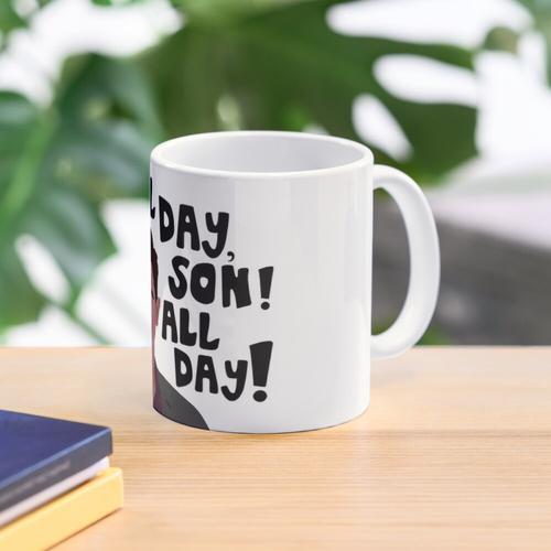 New Girl - Schmidt All Day Mug