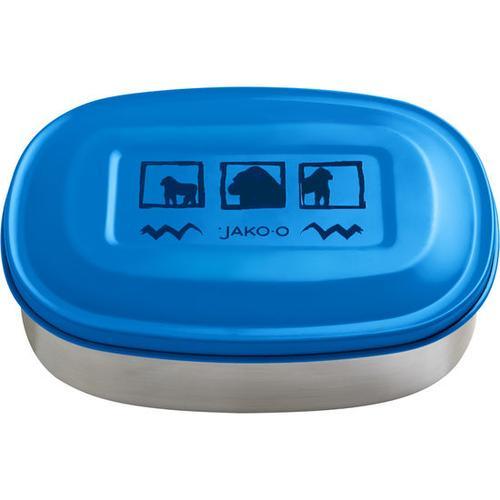 JAKO-O Proviantdose Edelstahl, blau