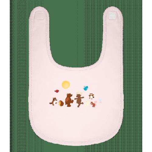 Baby Tiere Party - Baby Lätzchen