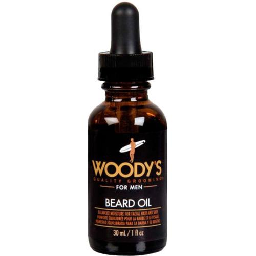 Woody's Beard and Tattoo Oil 30 ml Bartöl