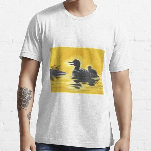 Loon am See Simcoe Essential T-Shirt