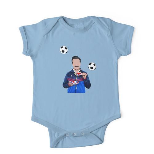 Fussball Trainer Kinderbekleidung