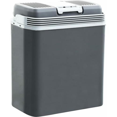 Tragbare Thermoelektrische Kühlbox 24 L 12V 230V A+++ - Youthup