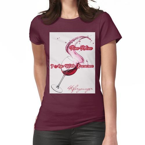 Feiner Wein - E4 Frauen T-Shirt