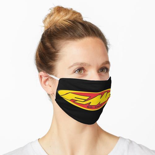 FMF Auspuff Maske