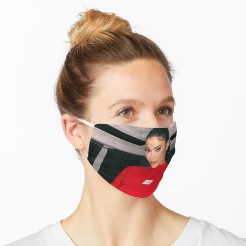 Kylie Jenner Wandteppiche Wandteppich Maske