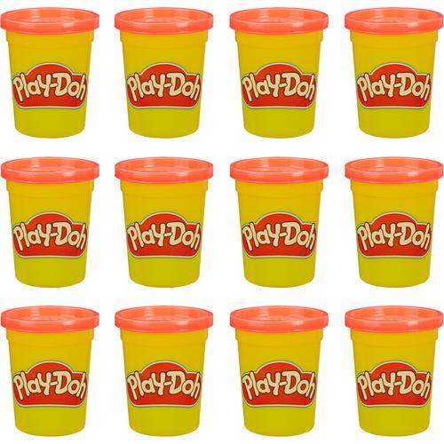 Hasbro Kneten Play-Doh 12er-Pack mit roter Spielknete