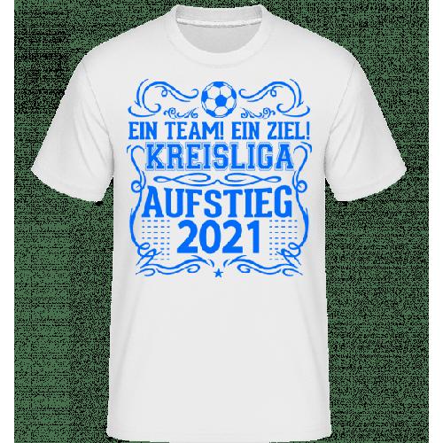 Kreisliga Aufstieg 2021 - Shirtinator Männer T-Shirt