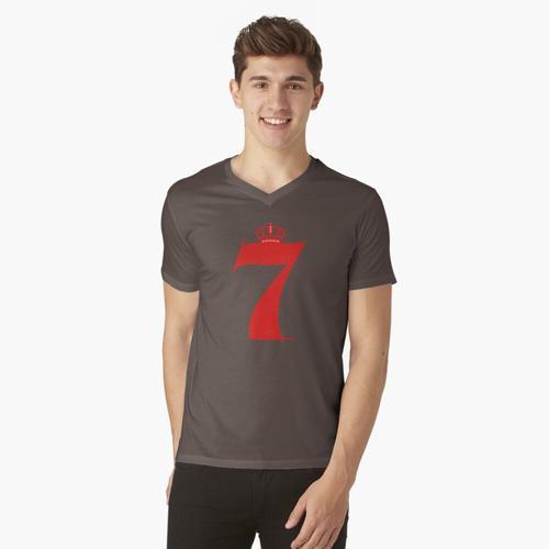 SEAGRAMM 7 t-shirt:vneck