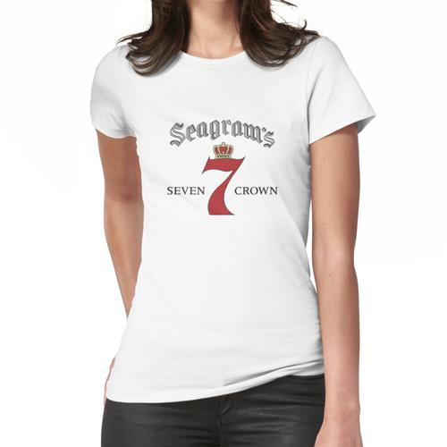 SEAGRAM'S 7 CROWN AMERICAN WHISKY5 Frauen T-Shirt