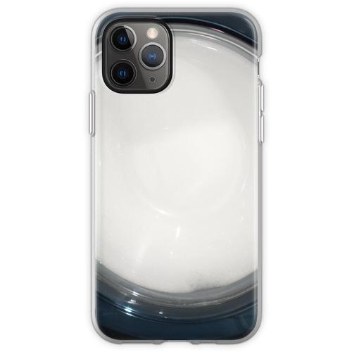 Seifenlauge Flexible Hülle für iPhone 11 Pro