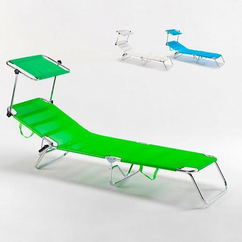 Beach And Garden Design - Strandbett Am Strand Strandbett Aluminium Klappbett Schwimmbad Cancun |