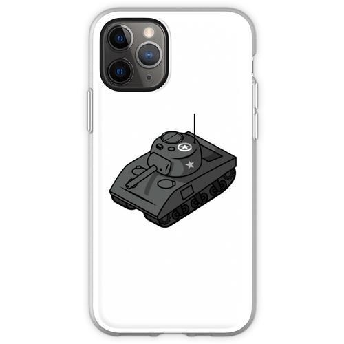 Kleiner Sherman Panzerstahl Flexible Hülle für iPhone 11 Pro