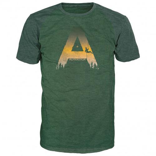 Alprausch - Alpe Chlätterer T-Shirt Gr M;S;XL oliv
