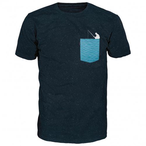 Alprausch - Fischer Täschli T-Shirt Gr L;M;XXL schwarz