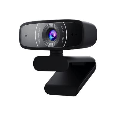 Webcam C3 Full HD USB-Kamera (10...