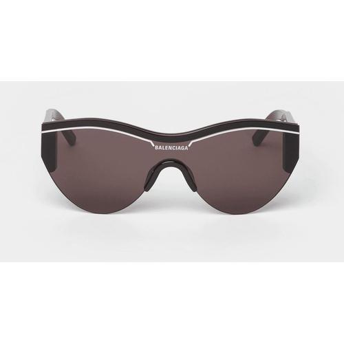 Balenciaga Sonnenbrille mit Monoscheibe