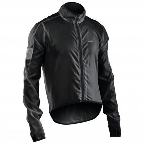Northwave - Vortex Jacket - Fahrradjacke Gr 3XL schwarz