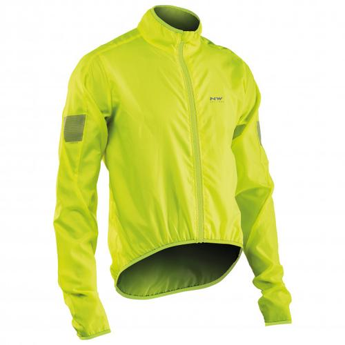 Northwave - Vortex Jacket - Fahrradjacke Gr 3XL gelb/grün