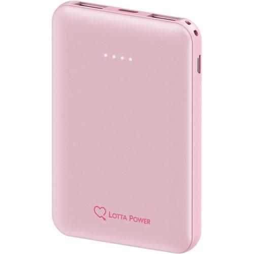 Lotta Power Powerbank Rose Smartphoneaccessoire