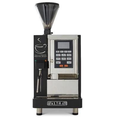 Astra A2000-1 Automatic Self Serve Espresso Machine w/ Automatic Steam Wand - 110v