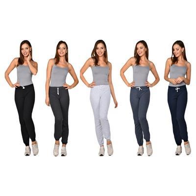 Pantalon de jogging femme : Anthracite / S