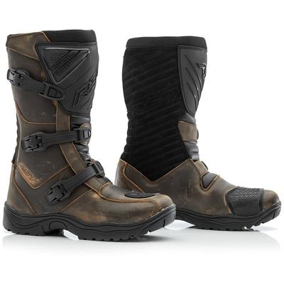 RST Raid WP Motorcycle Boots, br...
