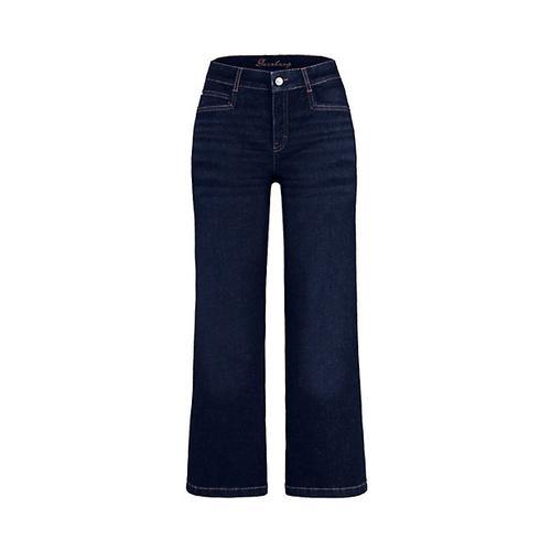 Deerberg Damen 7/8-Jeans Dawina dark-denim