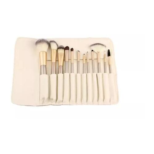 12-tlg. Make-up-Pinsel-Set: 1