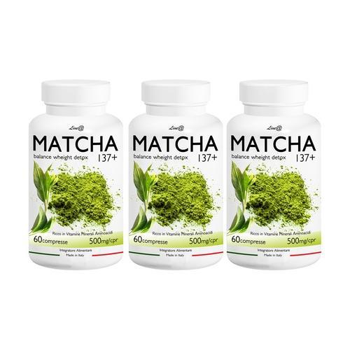 Lineadiet Matcha-Tabletten: 30 Tabletten