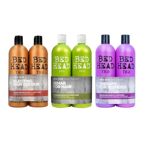 Tigi Shampoo und Conditioner: Re-Energize